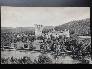 Scotland: Balmoral Castle, Old PC, Pub by John Hendry & Sons Post Office Braemar