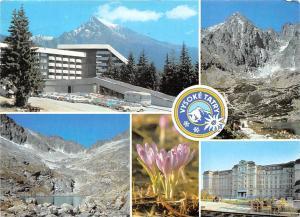 Slovakia Vysoke Tatry - Hohe Tatra - High Tatras, Hautes