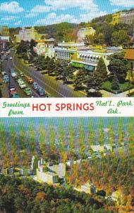 Arkansas Hot Springs Greetings From