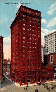Pennsylvania Pittsburgh Berger Building 1917