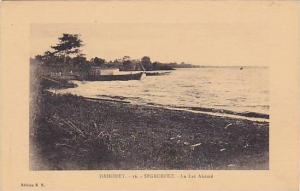 Le Lac Aheme, Segboroui, Dahomey, Africa, 1900-1910s