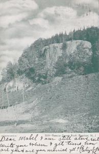 New Jersey Paterson Famous Garrett Rock 1907