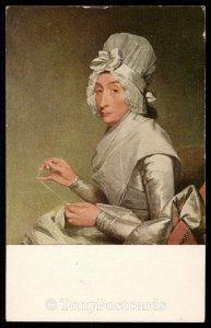 Mrs. Richard Yates by Gilbert Stuart