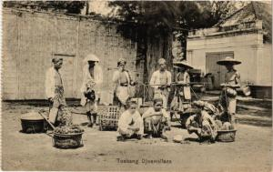 INDONESIA PC DUTCH INDIES - Toekang Djoewallans (a1665)