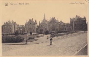 TOURNAI, Hainaut, Belgium, 1900-1910's; Hopital Civil