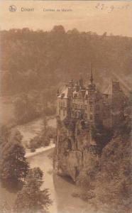 Belgium Dinant Chateau de Walzin