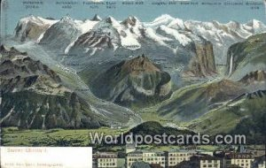 Berner Oberland Swizerland Unused