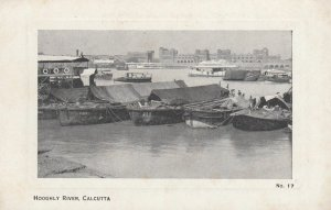 CALCUTTA , India , 00-10s ; Hooghly River