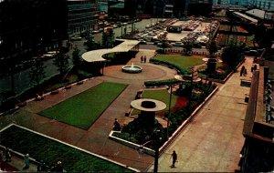 Georgia Atlanta Plaza Park 1958