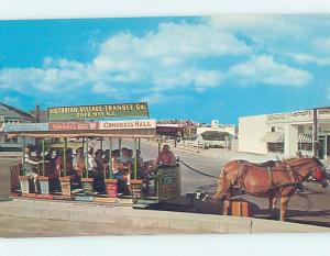 Pre-1980 STREET SCENE Cape May - Near Wildwood & Vineland New Jersey NJ W1129