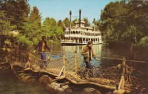 Disneyland The Rivers Of America