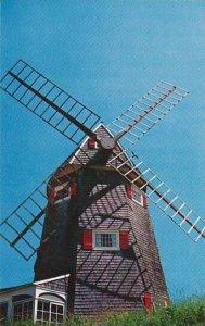 Old Mill Point Windmill West Harwick Cape Cod Massachusetts