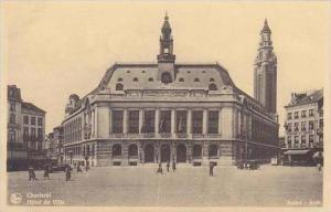 Belgium Charleroi Hotel de Ville