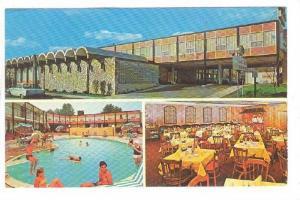 Media Inn Motor Lodge, Media, Pennsylvania,  PU-1972