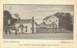 USA Rock Garden Inn Lowville Pennsylvania 05.49
