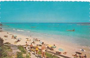 Bermudiana Beach,  South Shore in Warwick,  Bermuda,  40-60s