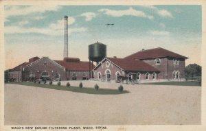 WACO , Texas, 1921 ; Filtering Plant