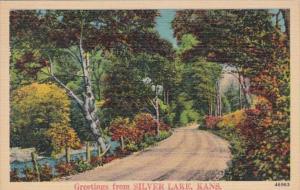 Kansas Greetings From Silver Lake