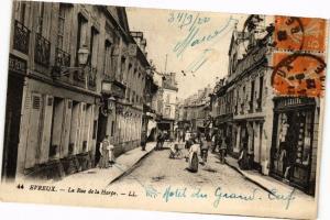 CPA Evreux - Rue de la Harpe (129090)