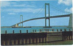 Delaware Memorial Bridge to New Jersey Turnpike NJ - DE