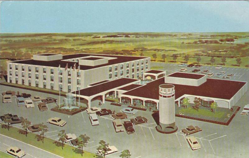 International Inn, Winnipeg, Manitoba, Canada, 40-60s