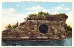 Wisconsin Janesville Big Rock Monterey 1945