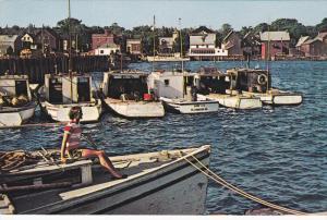 Harbor, ST. ANDREWS, New Brunswick, Canada, 40-60´