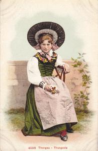 Local Girl , Thurgau , Switzerland , 00-10s