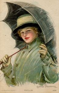 Women - Phyllis   Artist: Clarence Underwood