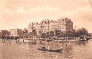Amstel Hotel Amsterdam Netherlands Unused