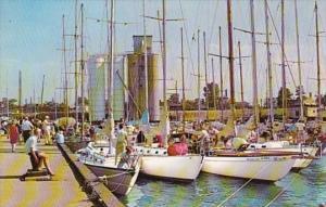 Indiana Michigan City Washington Park Marina