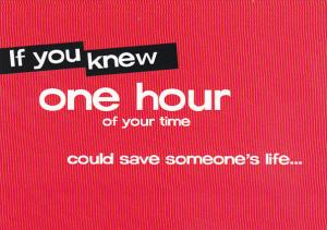 Help Save Lives Canadian Blood Services