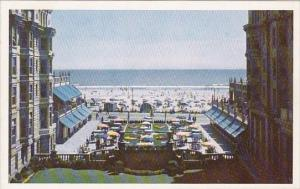 An Unobstructed View Of The Putting Green Atlantic City New Jersey