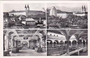 Austria Kremsmuenster Multi View1956 Real Photo