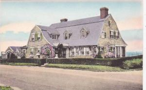 Summer Home of the Author, The late Mr.Joseph C. Lincoln Chatham, Cape Cod, M...
