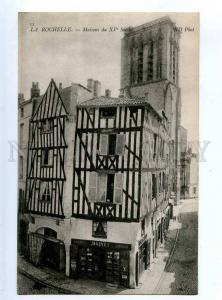 213838 FRANCE LA ROCHELLE Moinet shop Vintage postcard