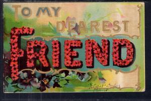 Dearest Friend Flowers BIN