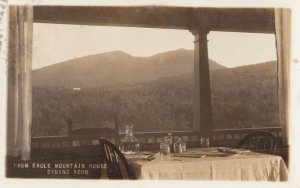 RP: From Eagle Mountain House Dining Room , New Hampshire , 1929