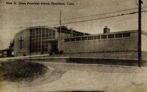 CT - Danielson.  St James Parochial School