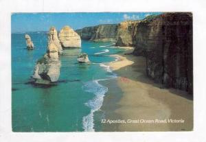 12 Apostles, Great Ocean Road, Victoria, Australia, PU-1989