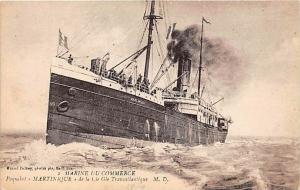 5596 S.S. Martinique  Cie Gle Transatlantique
