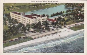 Florida Miami Beach Hotel Wofford