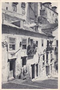 Pitoresca LISBOA , Portugal , PU-1950