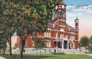 Wisconsin Fond Du Lac County Court House