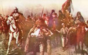 Paja Jovanovic: Famous Serbian Artist. His Work- Seoba Srbalja (Migration of ...