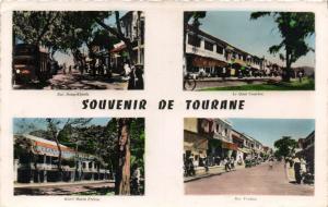 CPA Vietnam Indochine ANNAM - Souvenir de Tourane (62581)
