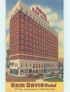 Linen HOTEL SCENE Nashville Tennessee TN AE1465