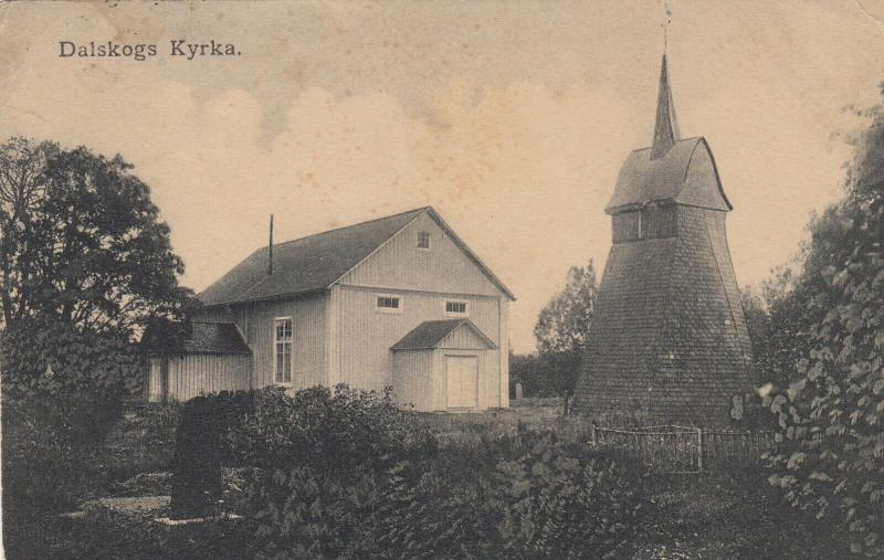 KYRKA, Sweden, PU-1915; Dalskogs