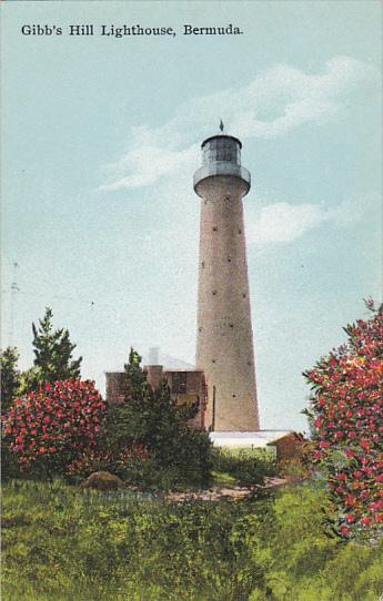 Bermuda Gibb's Hill Lighthouse