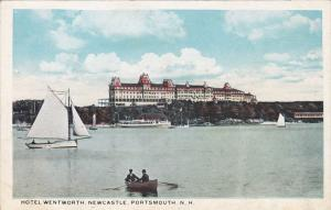 Hotel Wentworth,  Newcastle,  Portsmouth,  New Hampshire,  00-10s